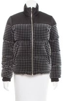 Alexander Wang Short Puffer Coat w/ Tags