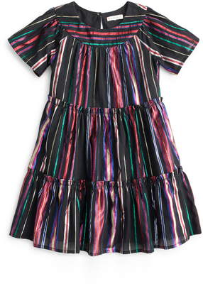 J.Crew crewcuts by Short Sleeve Tiered Dress