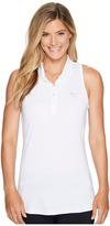 Puma Racerback Golf Polo Women's Short Sleeve Knit