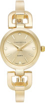 Charter Club Women's Gold-Tone Bangle Bracelet Watch 24mm, Only at Macy's