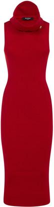 Balmain Paris Midi Dress