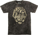 Novelty T-Shirts Of Justice Worlds Short-Sleeve Tee