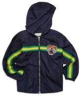 Gucci Little Boy's& Boy's Lion Zip-Front Jacket