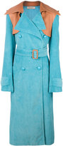 Nina Ricci oversized trench coat