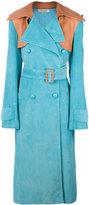 Nina Ricci oversized trench coat