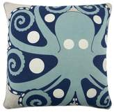 Thomas Paul Amalfi Octopus Flax Pillow