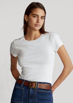 Ralph Lauren Short-Sleeve Crewneck T-Shirt