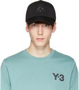 Y-3 Black Truck Cap
