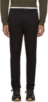 Paul Smith Black Slim Chinos