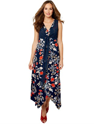 Joe Browns Funky Free Dress - Navy