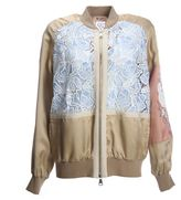 N°21 N° 21 Multicolor Lace And Embroideries Jacket