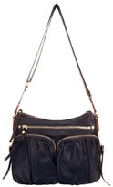 M Z Wallace 'Paige' Bedford Nylon Crossbody Bag