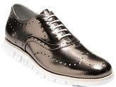 Cole Haan Zero Grand Wingtip Toe Leather Oxfords
