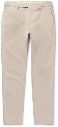 Salle Privée Gehry Slim-Fit Stretch-Cotton Twill Chinos
