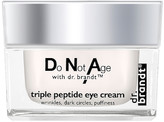 Dr. Brandt Skincare Do Not Age Triple Peptide Eye Cream