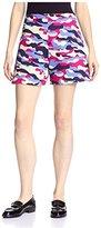 Carven Women's Light Gabardine Shorts