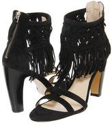 Nine West FlyMe (Black Suede) - Footwear