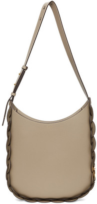 Chloé Grey Medium Darryl Tote