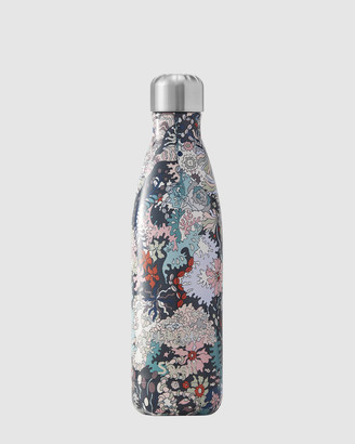 Swell Red Water Bottles - Insulated Bottle Liberty Collection 500ml Ocean Forest - Size One Size at The Iconic