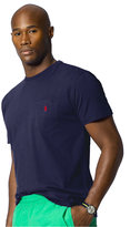 Polo Ralph Lauren Men's Big and Tall T Shirts, Pocket Tee Shirts