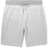 Michael Kors - Loopback Cotton-jersey Shorts