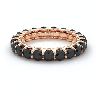 The Eternal Fit 14K Rose Gold 3.80 Ct. Tw. Eternity Ring