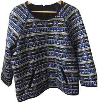 J.Crew Blue Cotton Knitwear for Women