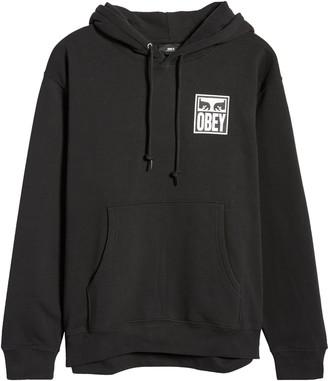 Obey Eyes Icon 2 Hooded Sweatshirt