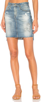 AG Adriano Goldschmied Erin Denim Skirt
