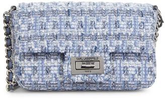 Karl Lagerfeld Paris Textured Crossbody Bag