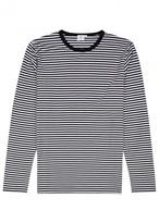 Sunspel Striped Jersey Top