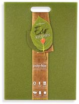 Architec Poly-Flax 12-Inch x 16-Inch Cutting Board in Green