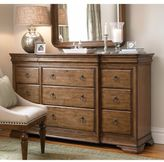 Universal Furniture Pennsylvania House Cognac Drawer Dresser