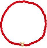 Luis Morais mini fly beaded bracelet