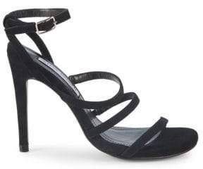 016897c9649c Steve Madden Fairyn Strappy Suede Sandals