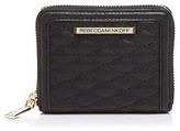 Rebecca Minkoff Wallet - Love Ava Mini Zip