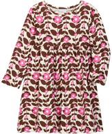 Flap Happy Abigail Babydoll Print Dress (Baby Girls, Toddler Girls, Little Girls, & Big Girls)