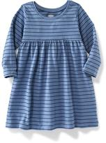 Old Navy Patterned Swing Dress for Baby