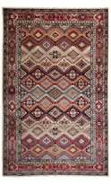 "Bloomingdale's Shirvan Collection Oriental Rug, 6'3"" x 10'4"""