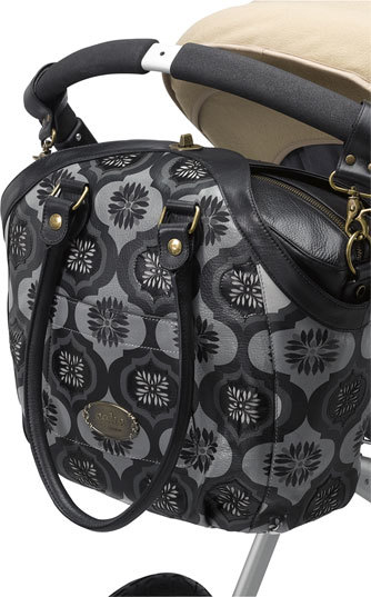 Petunia Pickle Bottom 'Hampton Holdall' Diaper Bag