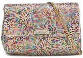 Simonetta crystal-embellished shoulder bag