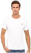 Converse Core Left Chest Core Patch Short Sleeve Crew Tee