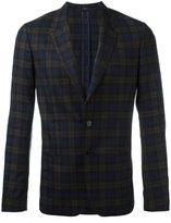 Paul Smith checked blazer jacket