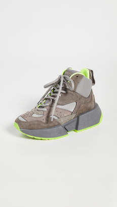 MM6 MAISON MARGIELA High Top Sneakers