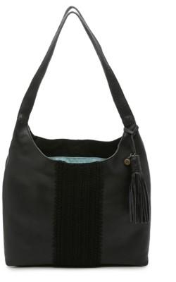 The Sak Huntley Leather Hobo Bag