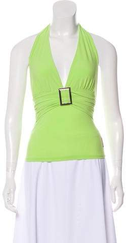 Sport Knit Halter Top w- Tags