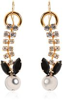 Marni Jeweled Crystal Earrings