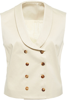 Hensely Double Breasted Vest