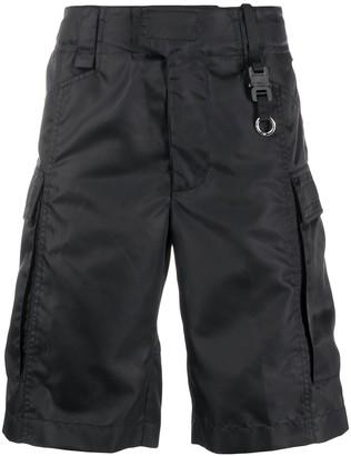 Alyx Textured Side Pocket Cargo Shorts