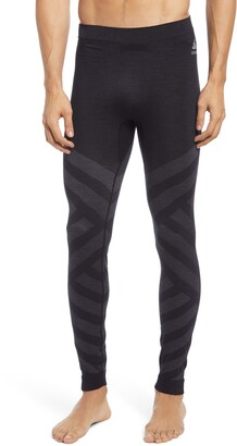 Odlo Natural + Kinship Virgin Merino Wool Blend Leggings